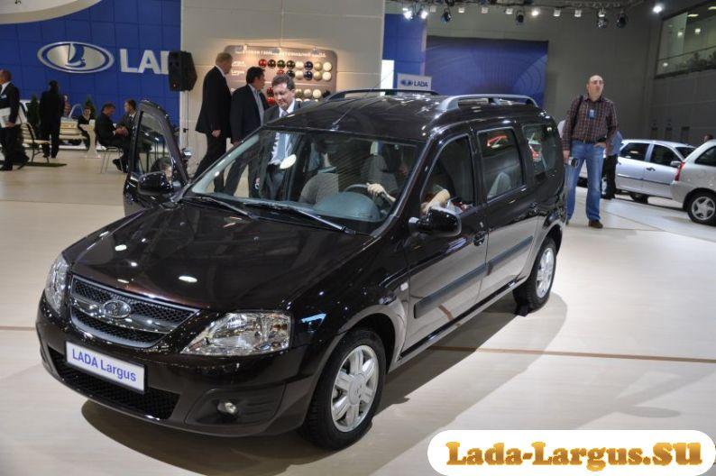 Lada Largus « MR7.ru.